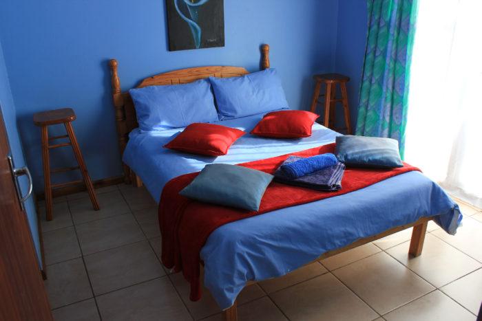 Double room / En-suite / Backpacking / Hostels / Outshoorn / Lodge 96